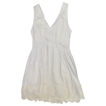 Panel Dress Ivory, $122, now featured on Fab.