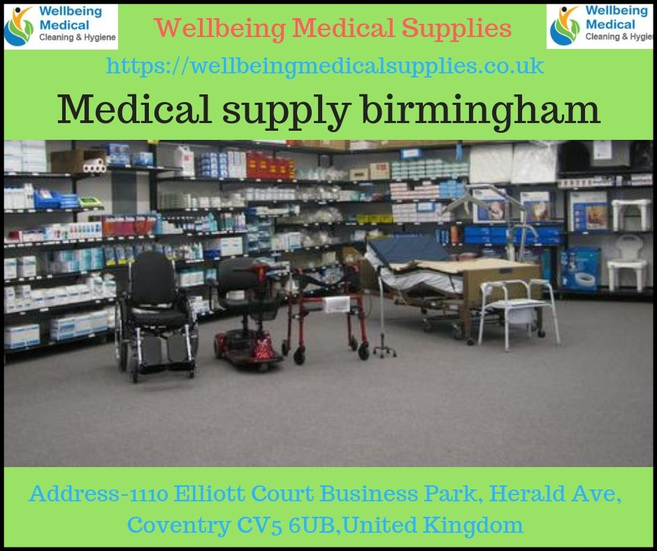 Best Medical Supply in Birmingham Medical supplies