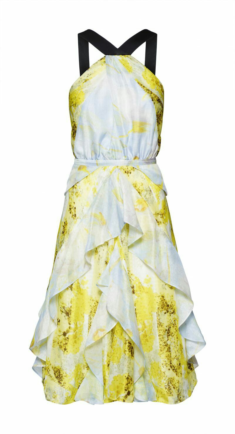 H&M Conscious Exclusive Collection 2017 - Amazing Yellow ...