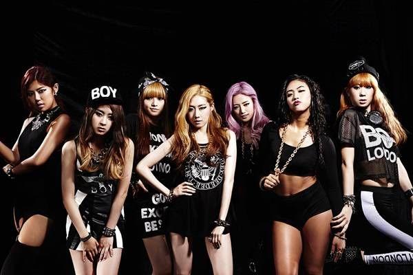New Girl Group Wassup Twerking Hard Or Hardly Twerking Kpop Girls Girl Group New Girl