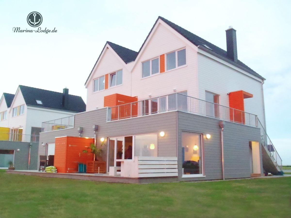 """Herzlich Willkommen in der """"Marina Lodge"""" Luxus"""