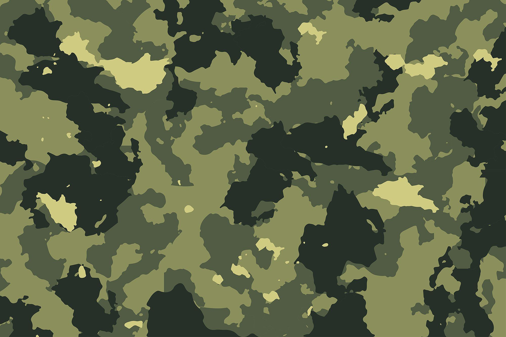 Camouflage Pattern Camouflage Pattern Camouflage Patterns