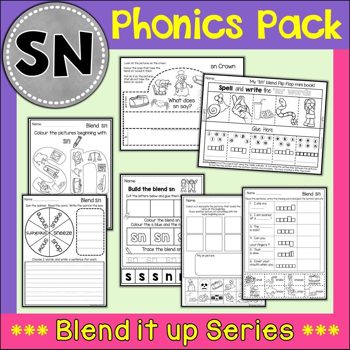 Phonics Phonics Sn