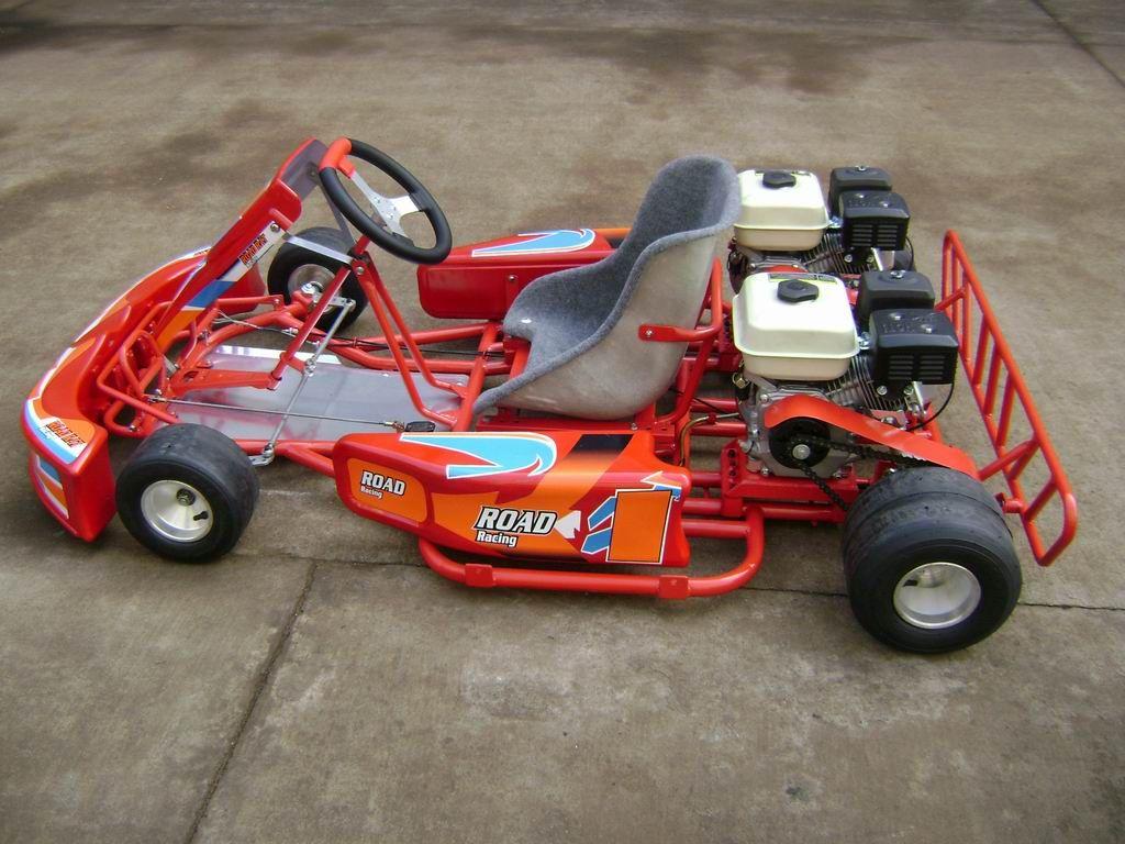 Custom Go Kart Frames | double engine go kart sx g1101 d may 19 ...