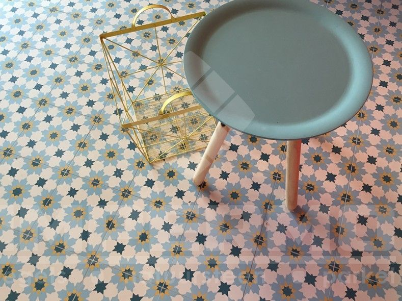 Patroontegels Inspiratie Grafisch : Vintage tegels cementtegels patroontegels retro tegel retro