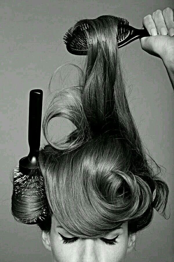 My Life Best Hair Brush Vintage Hair Salons Shiny Hair