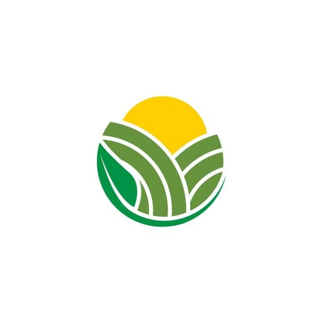 Clean Farm Agriculture Logo Design Concept Logo Icons Farm Icons Agriculture Icons Png And Vector With Transparent Background For Free Download Agriculture Logo Logo Design Farm Logo Design