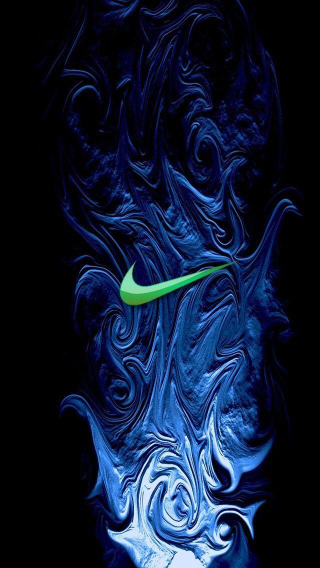 Pin by kohl Rowland on art in 2019 | Nike wallpaper, Nike wallpaper iphone, Jordan logo wallpaper