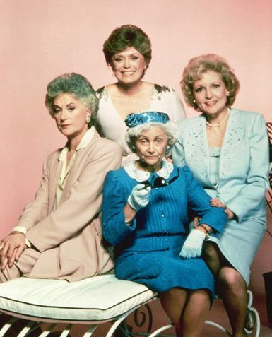The Golden Girls Were Seriously Cool And Dressed So Well For Their Ages