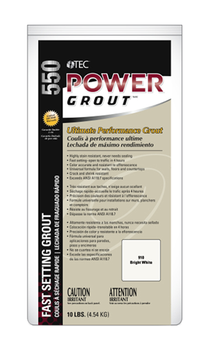 Power Grout Power grout, Grout stain, Grout