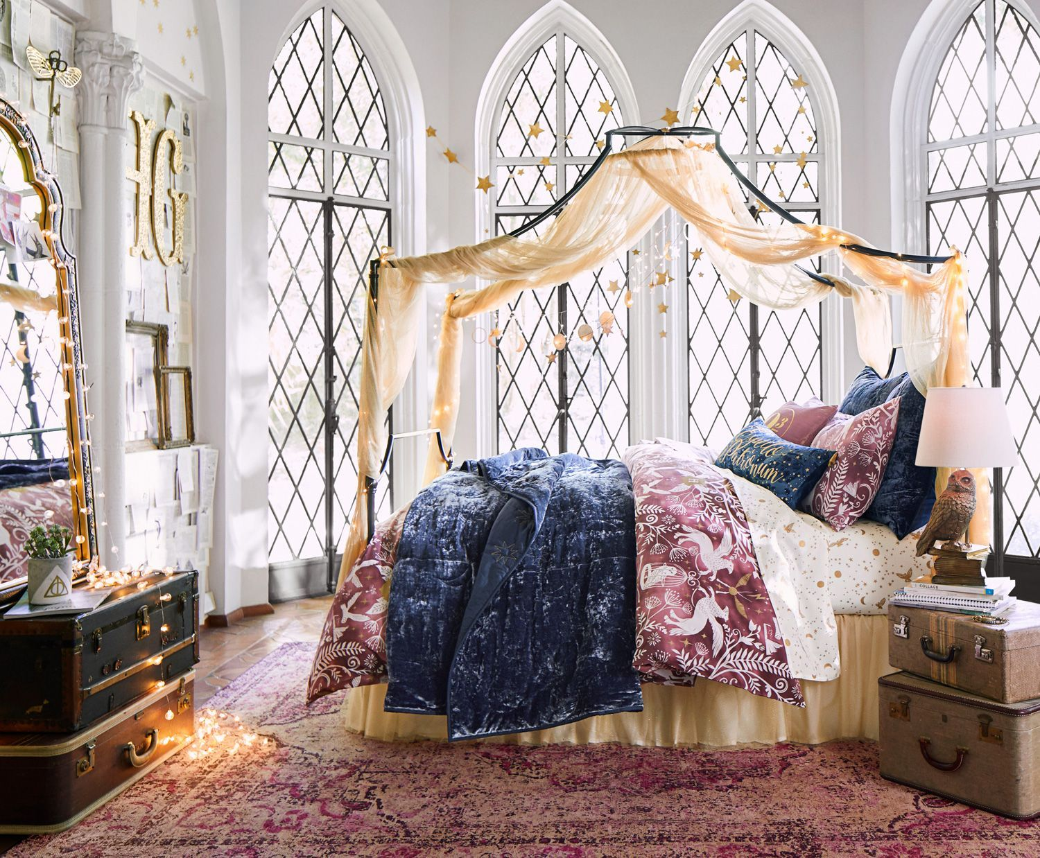 This Brand Just Launched A Harry Potter Home Collection We Want