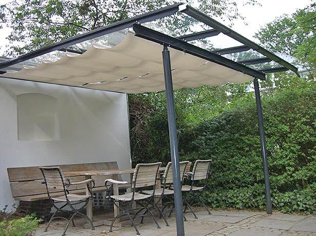 terrassendach mit sonnenschutz terrasse pinterest terrassendach sonnenschutz und g rten. Black Bedroom Furniture Sets. Home Design Ideas