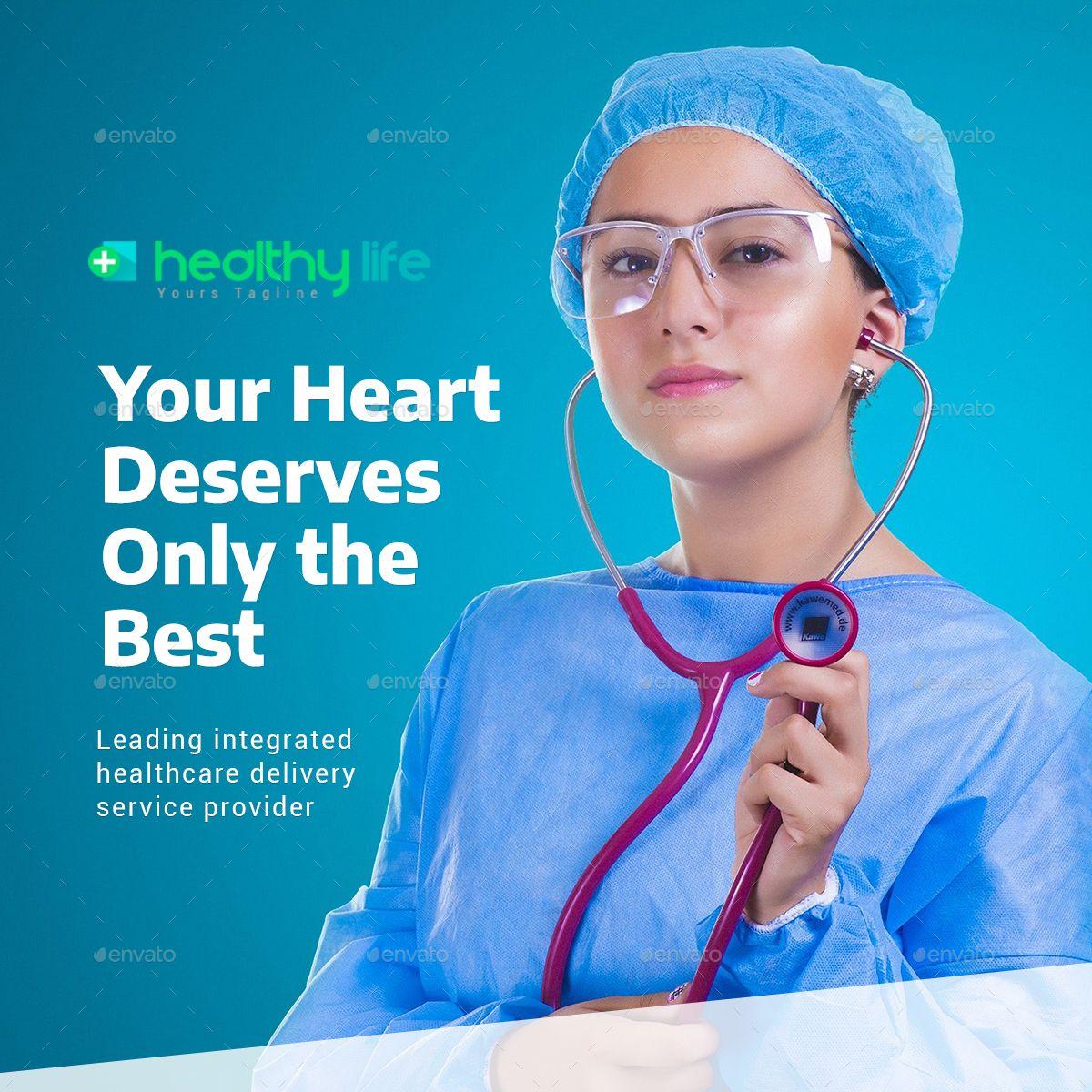 Medical Health Web Banner Set 28 Banners Web, Health