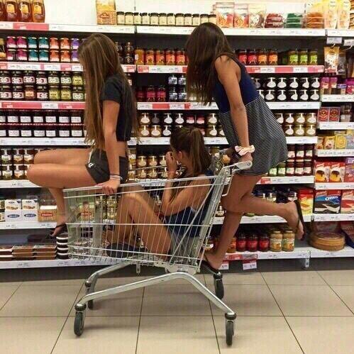 Photo of Fotos, die Sie unbedingt in einem Supermarkt machen sollten