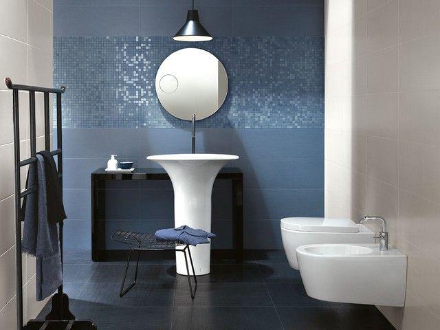 Rivestimento grande formato trend rivestimenti bagno bathroom basement bathroom e dream - Piastrelle bagno grande formato ...