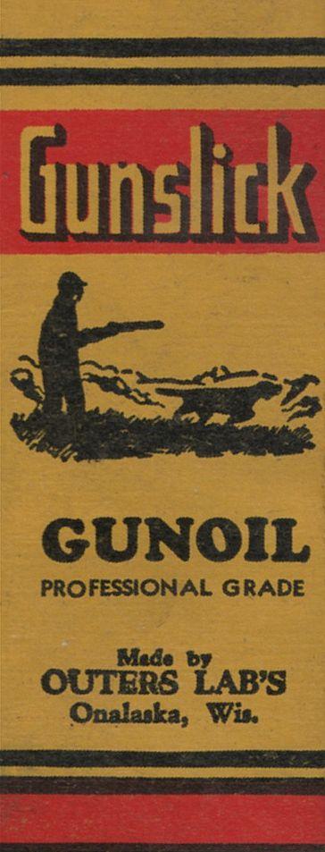 Gunslick Gunoil Professional Grade
