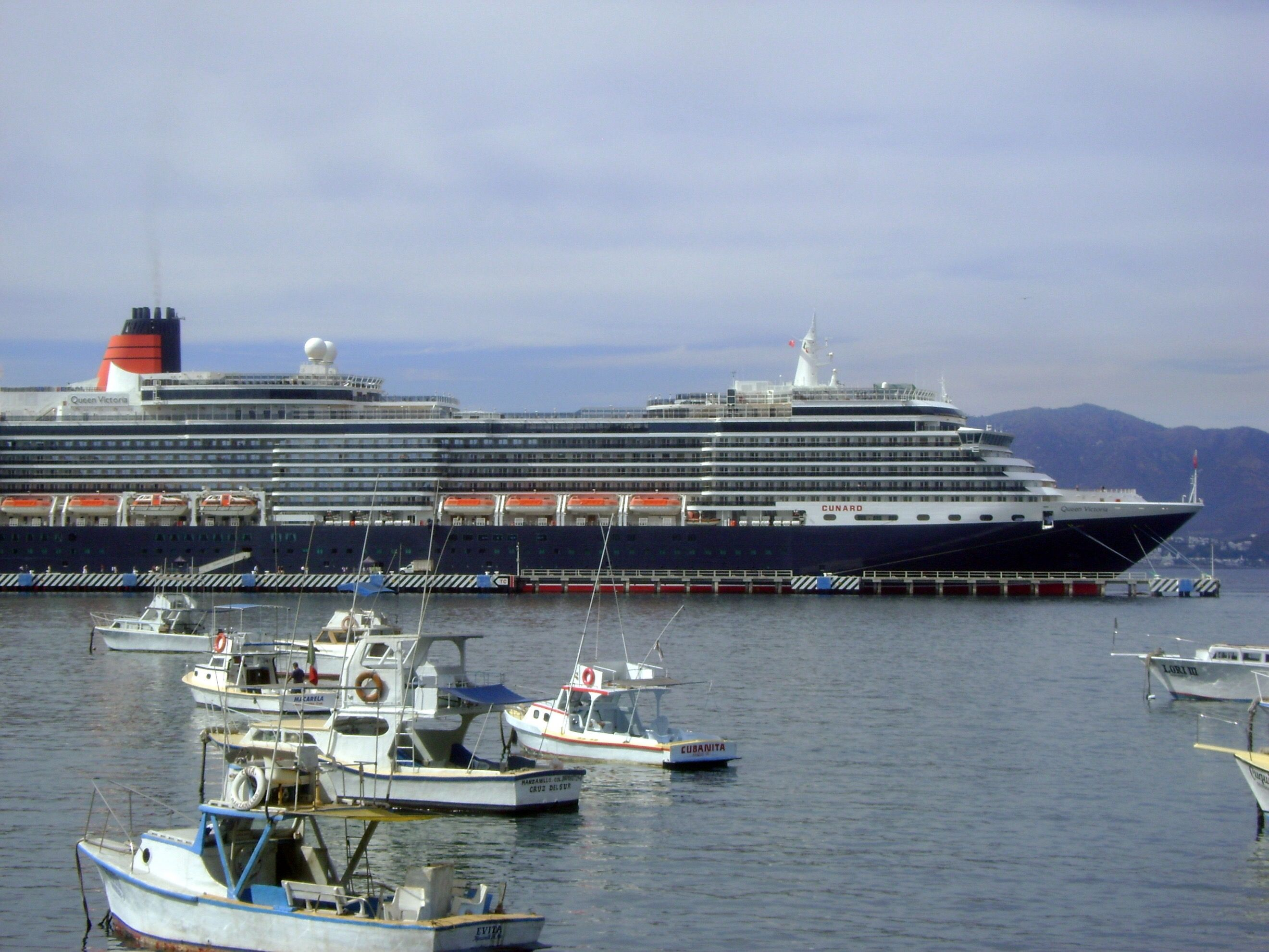 MS Queen Victoria QV Is A Cruise Ship Operated By The Cunard - Tracking queen victoria cruise ship