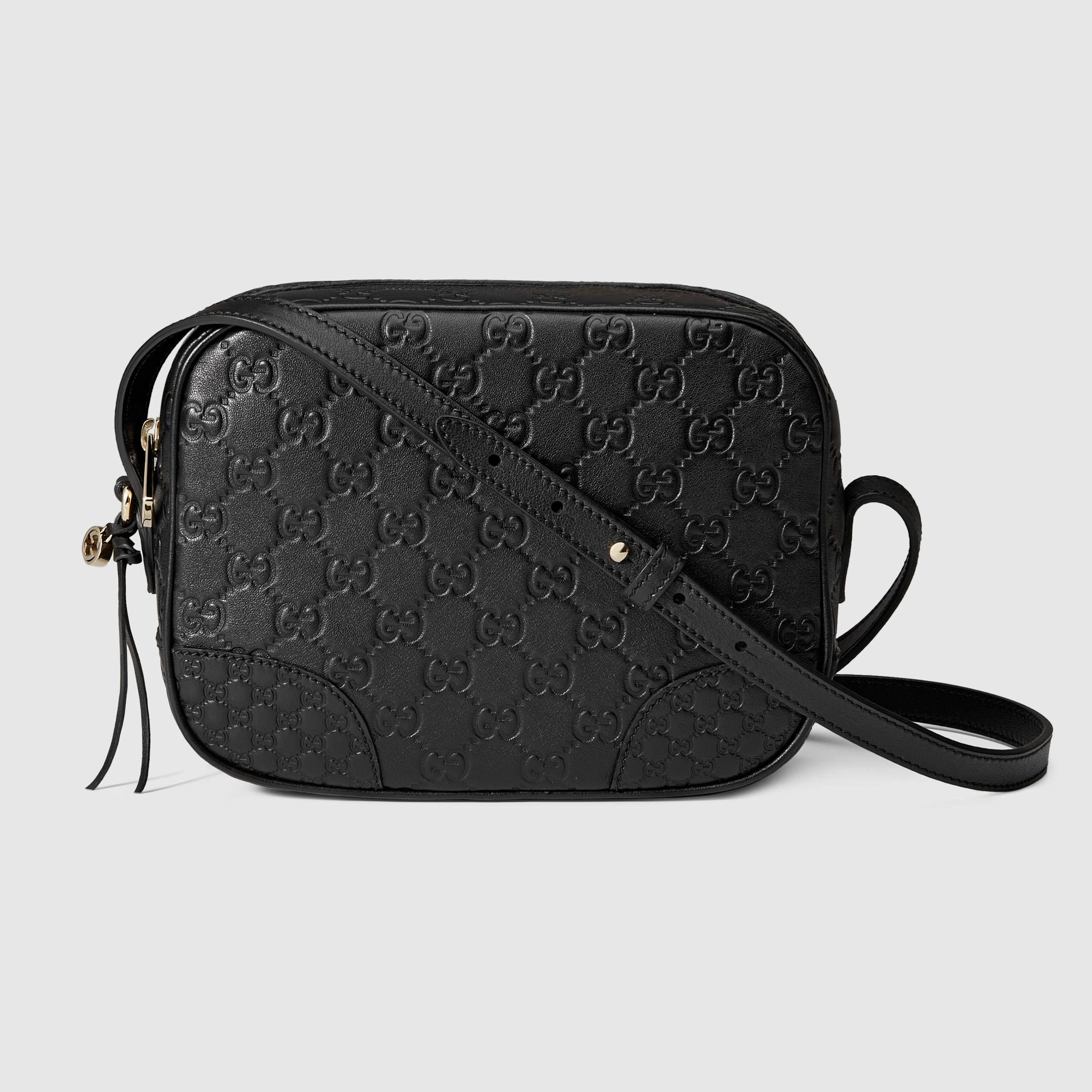 bbc66f6ec679 Gucci Women - Bree Guccissima mini messenger bag - 387360AOOJG1000 ...