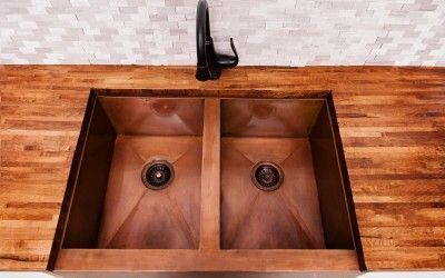 Pros Cons Of Copper Farmhouse Sinks Coppersmith Pros Cons Of