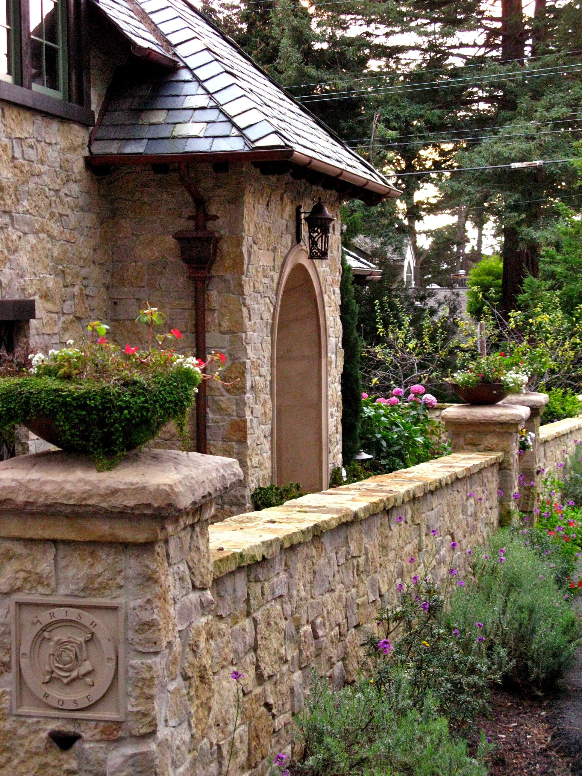 Irish Rose Cottage, Carmel, California | Dream Cottages | Pinterest ...