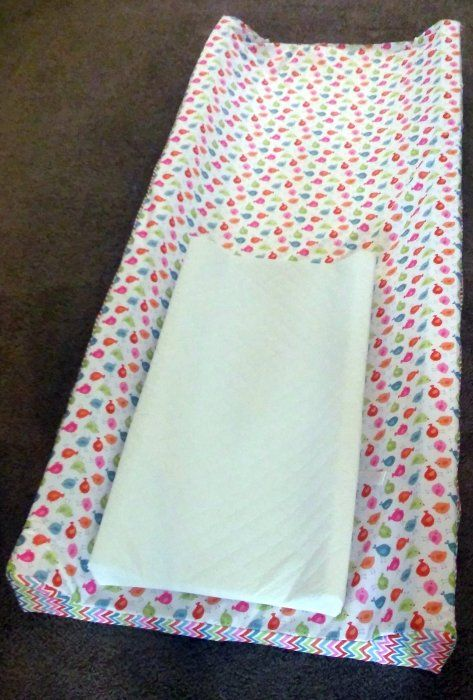 A Custom ABDL Contour Changing Pad Or Two (for The Changing Tables On This  Boardu2014the Smaller Pad Is Just There For Comparison) | Age Regression |  Pinterest ...