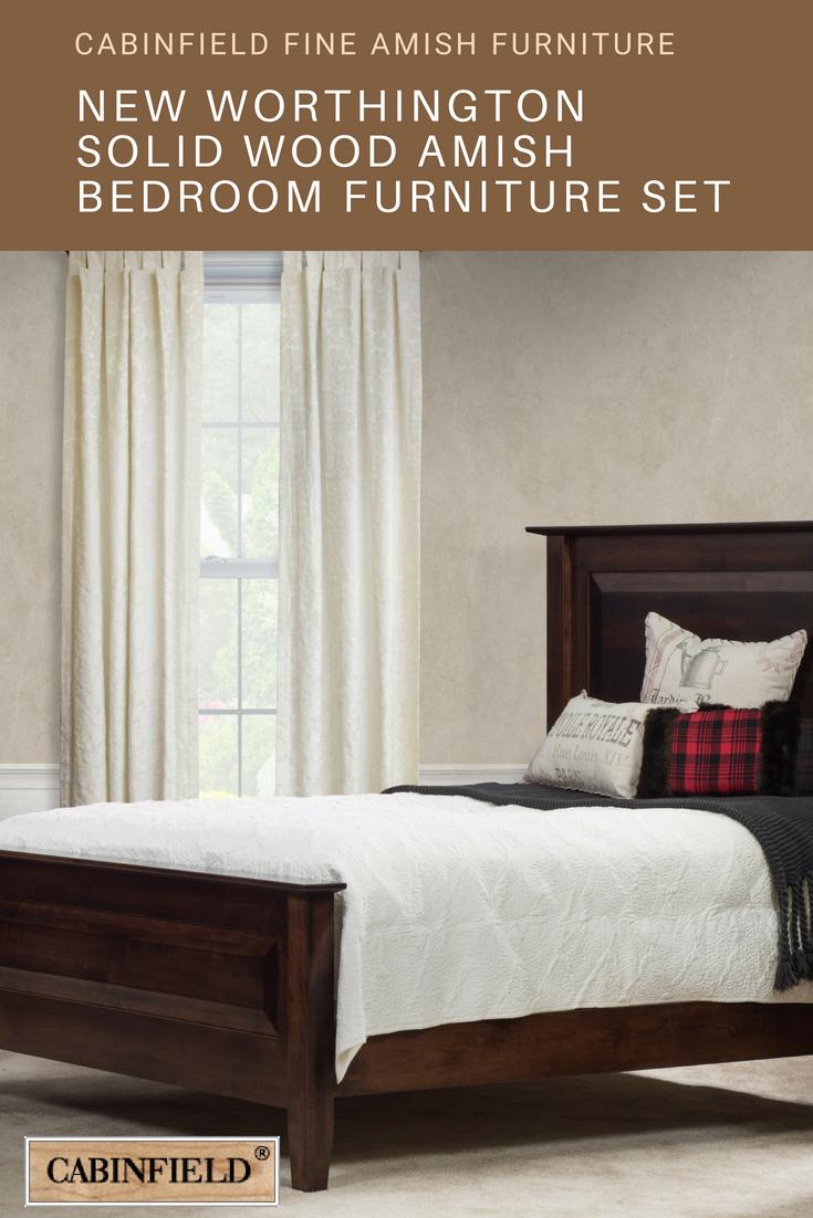 Worthington series amish bedroom furniture amishbedroomfurniture