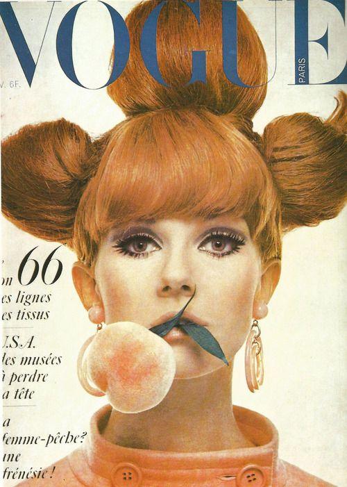 Vogue Paris, 1966 repinned by www.lecastingparisien.com