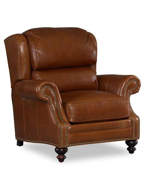 Bradington Young S Tabor 8 Way Hand Tied Varitilt Chair