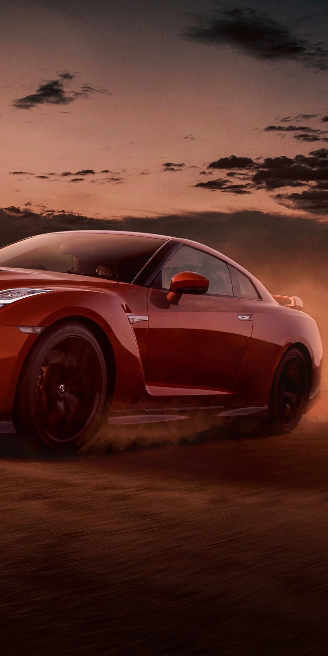 Sports Car Nissan Gt R Orange Wallpaper Nissan Gt Nissan Gt R Sports Car