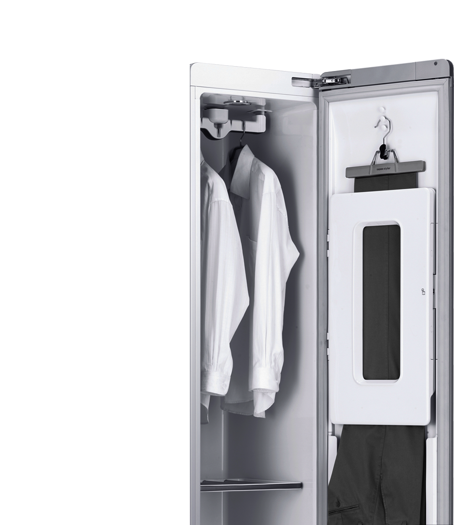 Lg Styler Clothing Care System Lg Usa With Images Clothing Care Laundry Room Room
