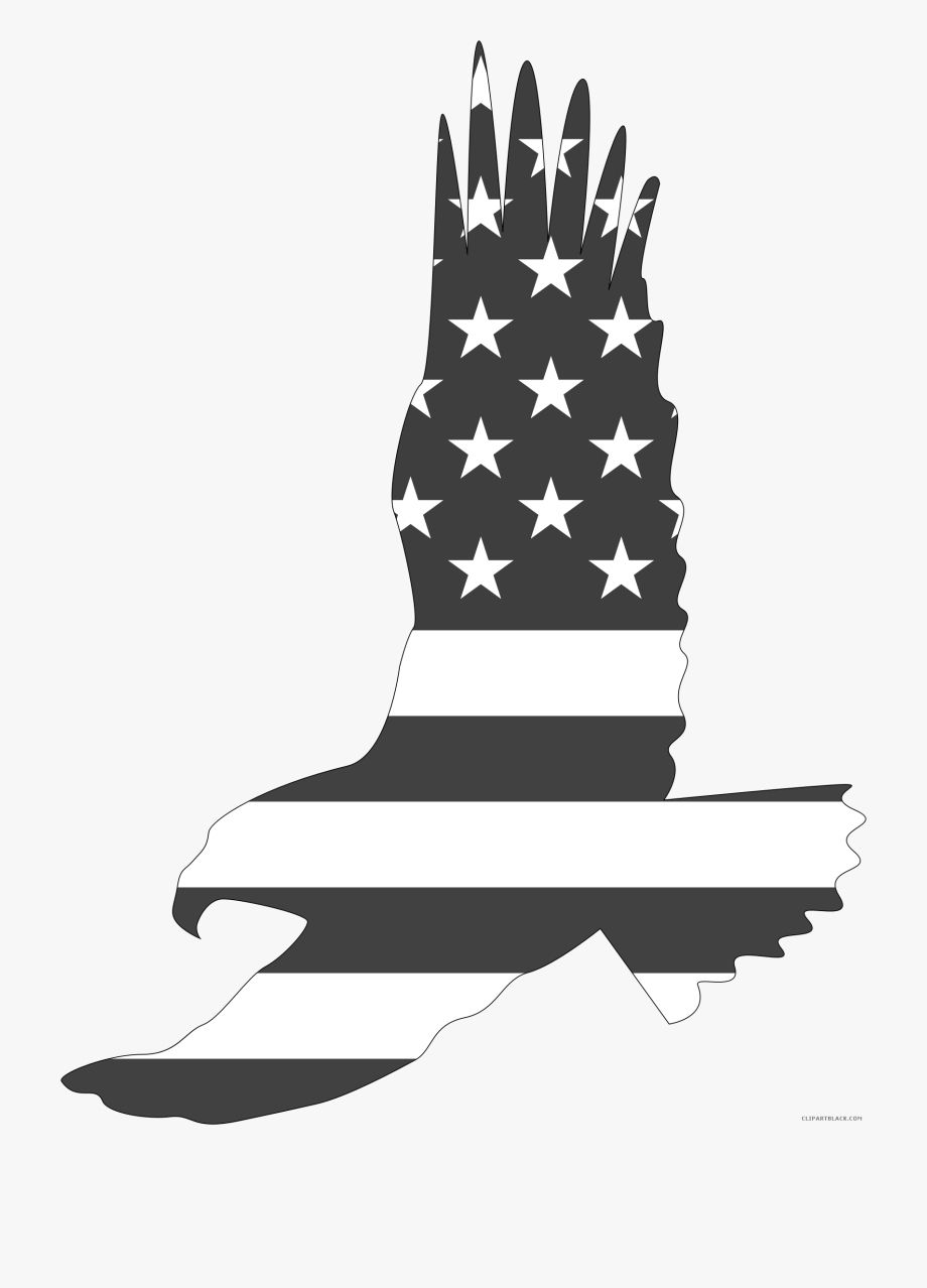 American Flag Clipart Black And White Images Clipart Black And White American Flag Clip Art Black N White Images