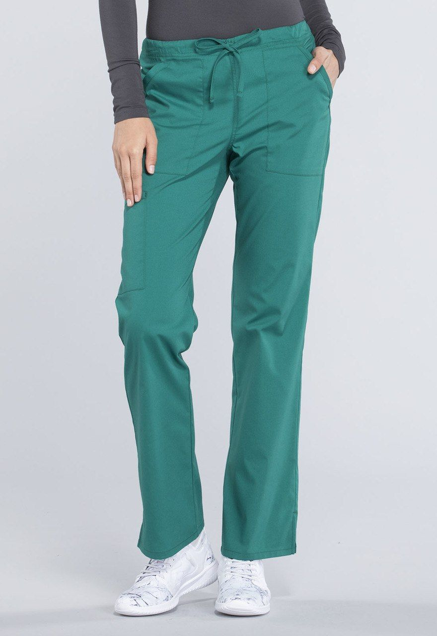 Cherokee Ww160 Hun Pantalon Medico Uniformes Medicos Batas Uniformes