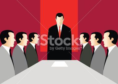 Corporate ties 3 (vector & jpg) Royalty Free Stock Vector Art Illustration