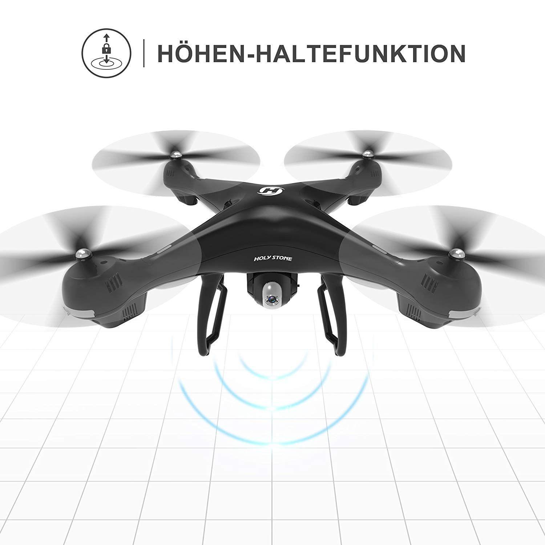 Holy Stone Hs100 Gps Fpv Rc Drohne Mit Hd Kamera 720p Live