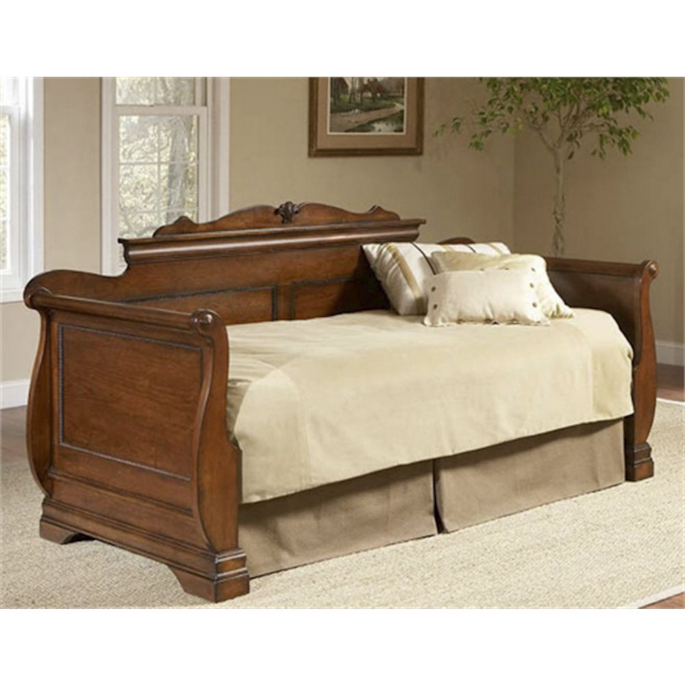 Best Bordeaux Day Bed W Linkspring Perfect For My Guest Room 640 x 480