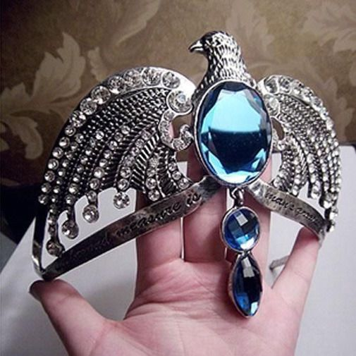 Harry Potter Lost Diadem of Ravenclaw Lord Voldemort s Horcrux Headwear Cosplay