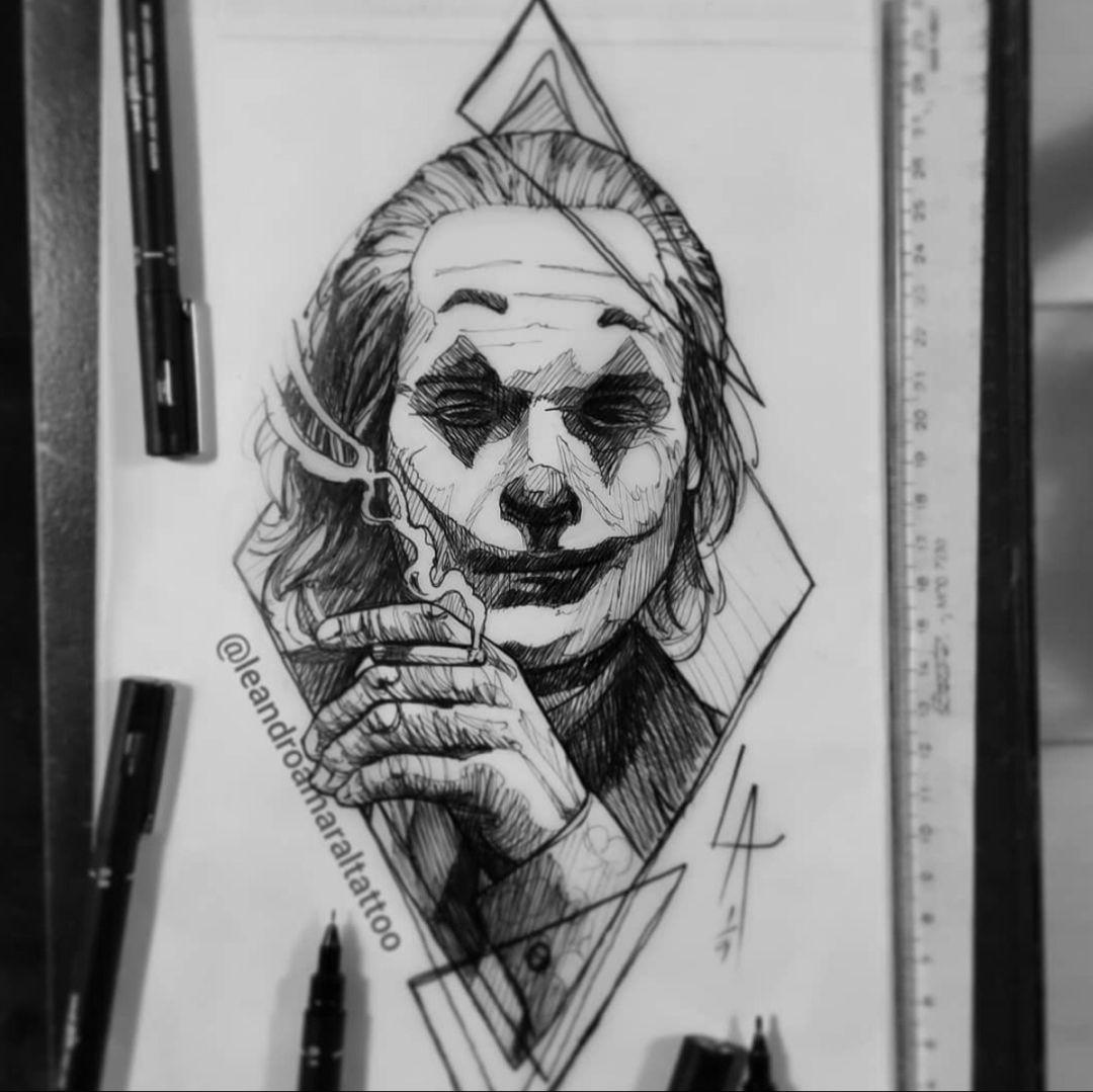 10 Realistic Portrait Drawings Bein Kemen In 2020 Joker Art Drawing Portrait Drawing Joker Drawings