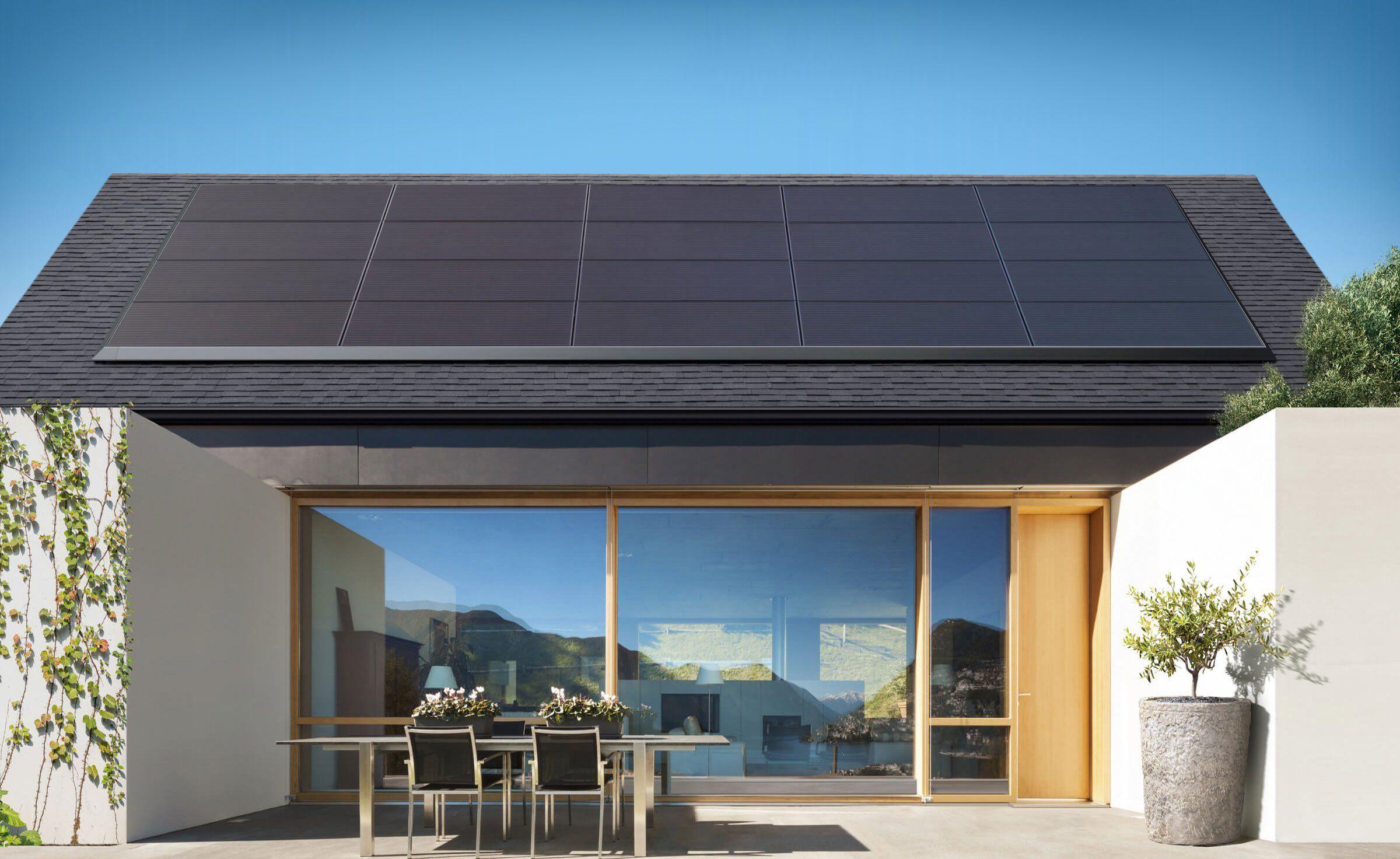 Tesla Solar Panels Solar Panels Best Solar Panels Solar House