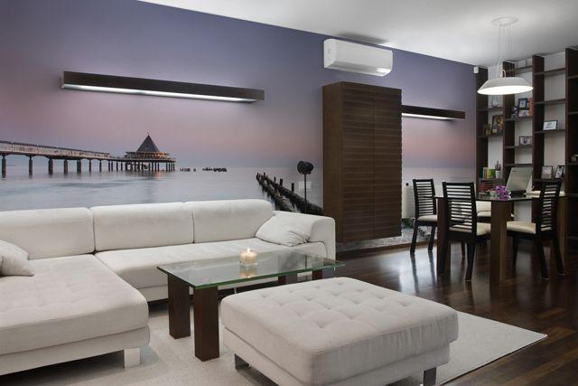 Captivant Ambiance Romantique Grâce à Ce Papier Peint Panoramique