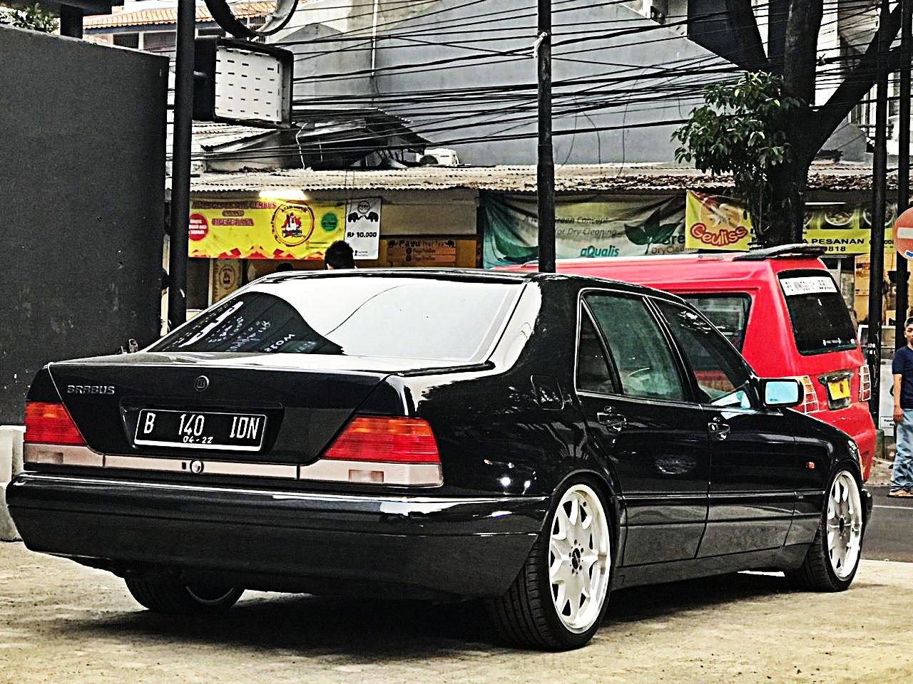 Pin On Mercedes Benz W140 Club Indonesia