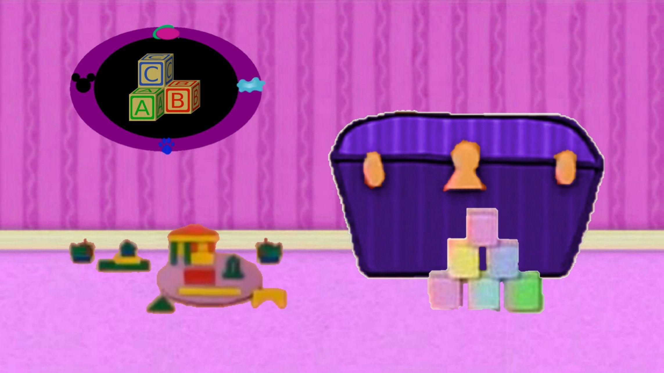 Playroom with Blocks Playroom, Games, Dinos