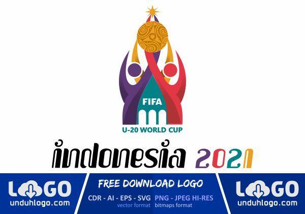 logo piala dunia u 20 indonesia 2021 piala dunia dunia indonesia logo piala dunia u 20 indonesia 2021