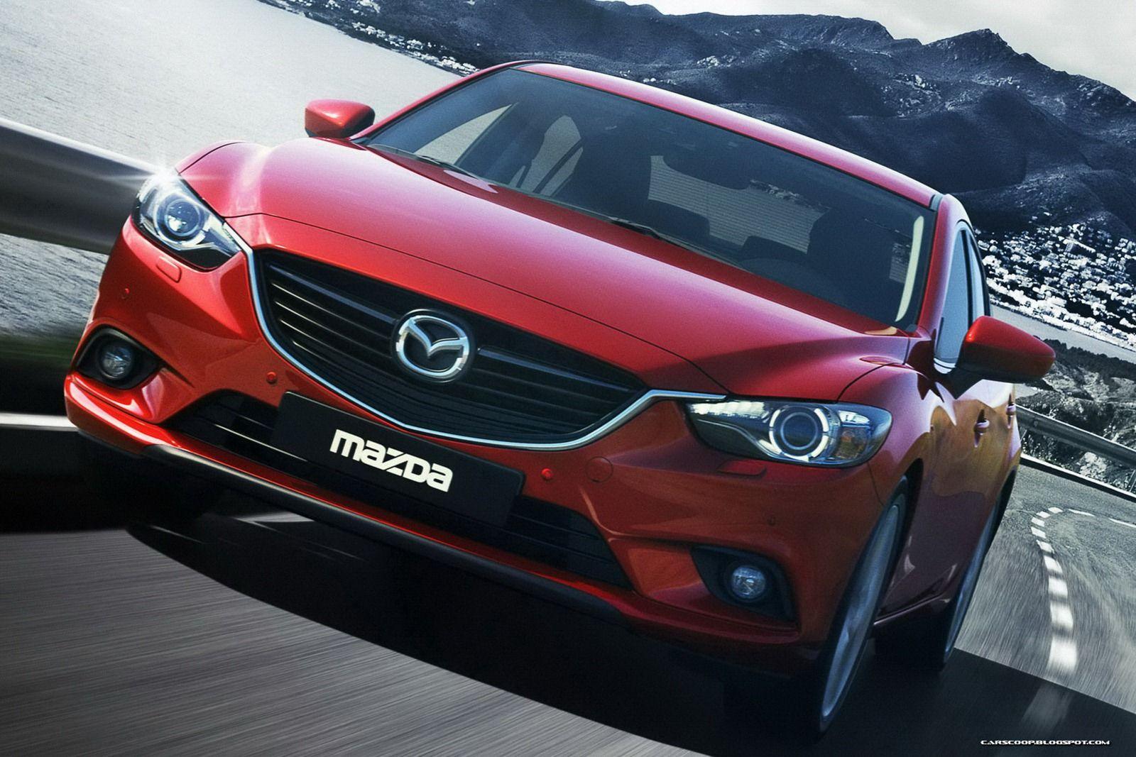 Mazda 6 2013 Wallpaper for iPad