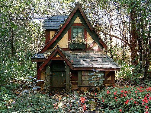 Fairy Tale House, Merriam, Minnesota