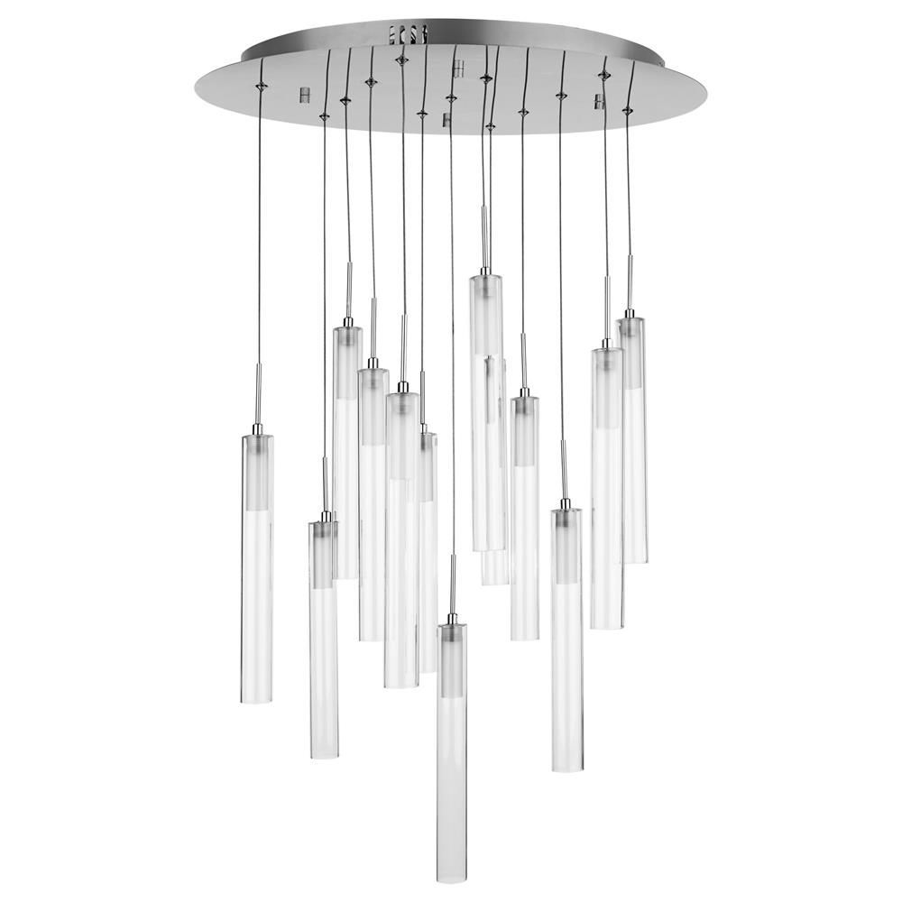 Atelier - 13-glass cylinder ceiling lamp/CEILING LAMPS/LIGHTING ...