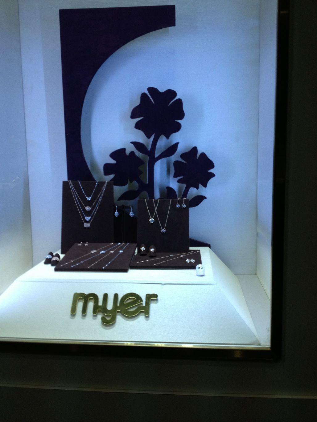 Window display ideas for jewellery  jewelry window displayvintage carving  window displays  pinterest