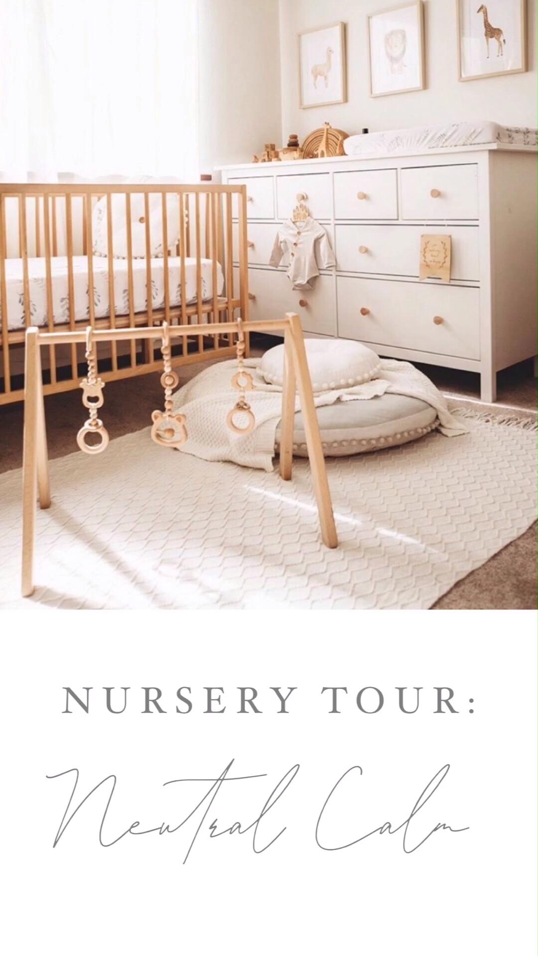 Gender Neutral Nursery Tour