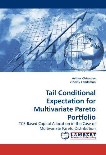 Tail Conditional Expectation For Multivariate Pareto Portfolio