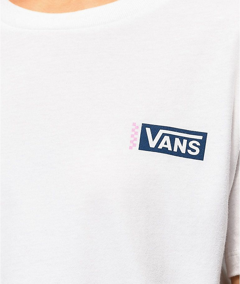 BOX Collection NAME Tee in Black