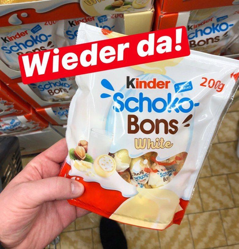 Werbung Die Beliebten Weissen Schokobons Gibt Es Aktuell Wieder Bei Lidl Der Beutel Kostet 2 89 Schmecken Topcashback Snack Recipes Snacks